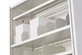 office shelf dividers. Divider - Slotted Shelf Office Dividers E