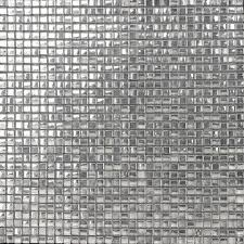 gm05 10 grey silver ice jade glass mosaic tile