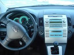 2008 Toyota Corolla Verso Wallpapers, 1.8l., Gasoline, FF ...