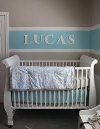 Baby boy room colors photo - 2