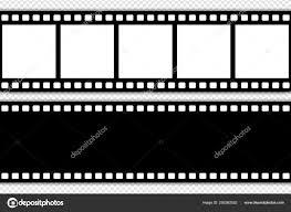 Film Strip Template Stock Vector Grebeshkovmaxim Gmail