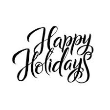 happy holidays black and white card. Simple White See More Throughout Happy Holidays Black And White Card D
