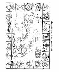 Paulus Zendingsreizen Kleurplaat Pauls Missionary Journey