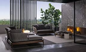 italian furniture brand. Italian Furniture Brands Minotti New Project For Outdoor Brand