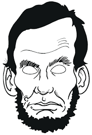 Small Picture Abraham Lincoln Coloring Pages For Kindergarten Memorial Page Home