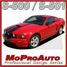 Details About Mustang Gt Racing 3m Pro Vinyl Rally Stripes Decals Graphics 2008 521