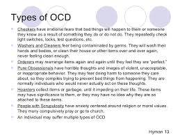 Obsessive compulsive disorder  case study and discussion of     ResearchGate