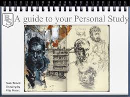 a personal study guide  a guide to your personal study sketchbook drawing by filip peraic