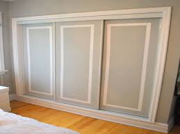 closet door ideas for small space closet bifold door decorating