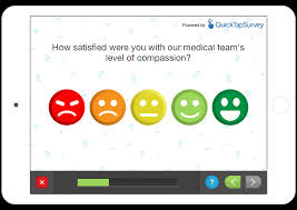 Satisfaction Survey Survey Example Patient Satisfaction Survey On IPad Or Android Tablet 2