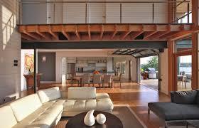 garage door as living room window