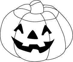 Small Picture Free Halloween Pumpkin Coloring Pages Easy Coloring Pages