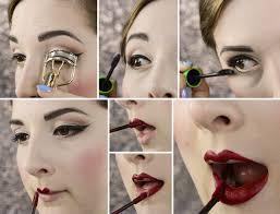 flapper makeup tutorial step 6