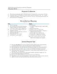 How To Make A Resume In Word Adorable Objective Resume Fast Food A Good For Retail Best Create An