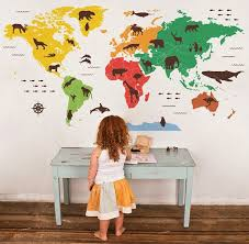 Small Picture Wall Decal Map Small Home Decor Inspiration Fancy Lovely Home