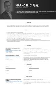 front office manager pre opening opening resume samples office manager resume examples