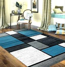 bright blue area rug s green rugs