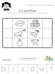The worksheets are in pdf format. Beginning Sounds Cut And Paste Worksheet 2 All Kids Network