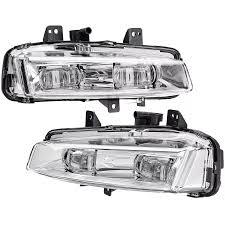 Car Front Bumper Led Lights Car Left Right Front Bumper Led Fog Lights Lamp For Range Rover Evoque Dynamic 2011 2016
