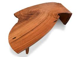 evolution karri coffee table fine art