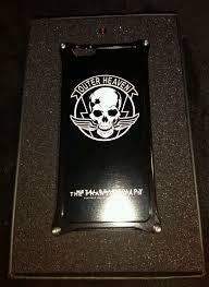 Gild Design Metal Gear Metal Gear Solid V X Gild Design Outer Heaven Case For Iphone 6 6s