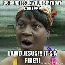 Happy 36th Birthday Meme