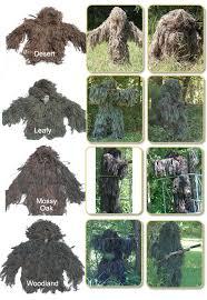 Ghillie Suit Size Chart Propper Acu Size Chart