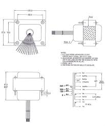 w022798eu Power Transformer Mercury Magnetics at Mercury Magnetics Transformer Wiring Diagram