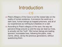 allegory of the cave summary essays essays on historical events allegory of the cave summary essays
