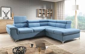 Monk L Schlaffunktion Wohnlandschaft Relaxfunktion Couchgarnitur Couch Eck Sofa