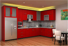 Red Kitchen Furniture Kitchen Red Kitchen Cabinets What Color Walls Red Kitchen