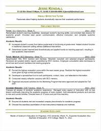 Esol Tutor Sample Resume Impressive Ideas Collection Cover Letter Tutor Resumes Math Of Solutions Sample