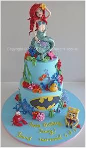 Spongebob Birthday Cakes Birthdaycakeformomgq