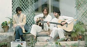 'Meeting the <b>Beatles in</b> India' Review: Fab Four Lore and TM Talk ...