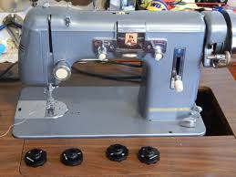 kenmore zigzag sewing machine. according to the international sewing machine collectors\u0027 society this cost $239.95 new with out cabinet, adjusted for inflation that would be kenmore zigzag k
