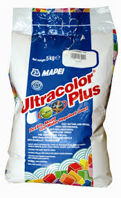 picture of mapei ultracolour plus 150 grout 5kg yellow