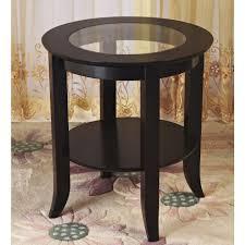 end tables for living room. genoa espresso end table tables for living room