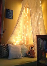 diy bedroom lighting ideas. 23 amazing canopies with string lights ideas diy bedroom lighting o