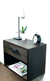 floating nightstand ikea wall mounted drawer floating nightstand burs wall mounted drawer