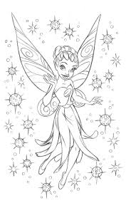 Fairies Coloring Book Cool Fairy Coloring Book Printable Coloring