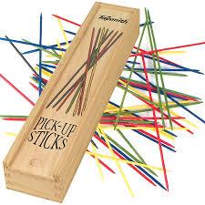 Game With Wooden Sticks Toysmith PickUp Sticks 100 Pc 46