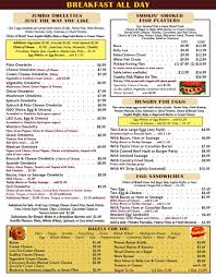 Country Kitchen Coral Springs Dyans Menu Breakfast All Day 2jpg