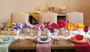 Easter Table Dining Etiquette - Dining room etiquette