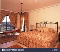 Spanish Bedroom Furniture Interiors Traditional Spanish Bedroom Stock Photos Interiors