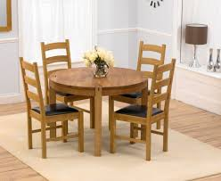 round dining room table and 4 chairs best round dining table set sofa tablexyz throughout decor