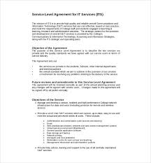 Free Service Contract Template 22 Service Agreement Templates Word Pdf Apple Pages