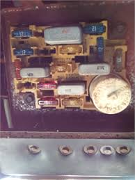 need a diagram of this fuse panel 87 ford thunderbird fixya 1988 Firebird need a diagram of this fuse panel 87 ford thunderbird