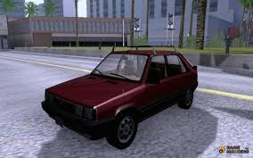 11 TXE 1983 for GTA San Andreas