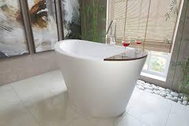aquatica trueofuro freestanding stone bathtub 1 1