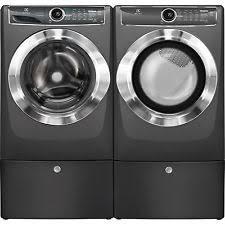 electrolux washer and dryer set. electrolux titanium washer, electric dryer \u0026 pedestals efls617stt efme617stt washer and set n